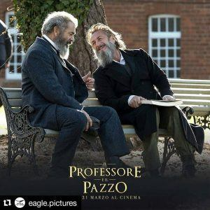 فیلم پروفسور و مرد دیوانه