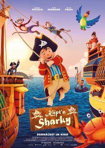 دانلود کاپیتان شارکی Captain Sharky