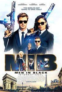 دانلود فیلم مردان سیاه پوش 4 بین الملل