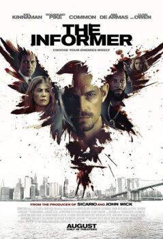 فیلم The Informer 2019