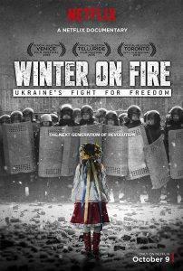دانلود فیلم زمستان در آتش اوکراین برای آزادی می جنگد