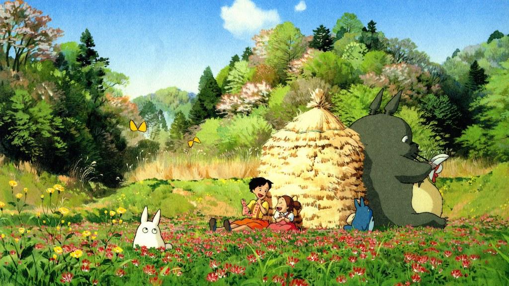 دانلود انیمیشن همسایه من توتورو
