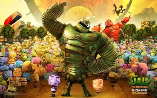 دانلود انیمیشن افسانه ربات ها