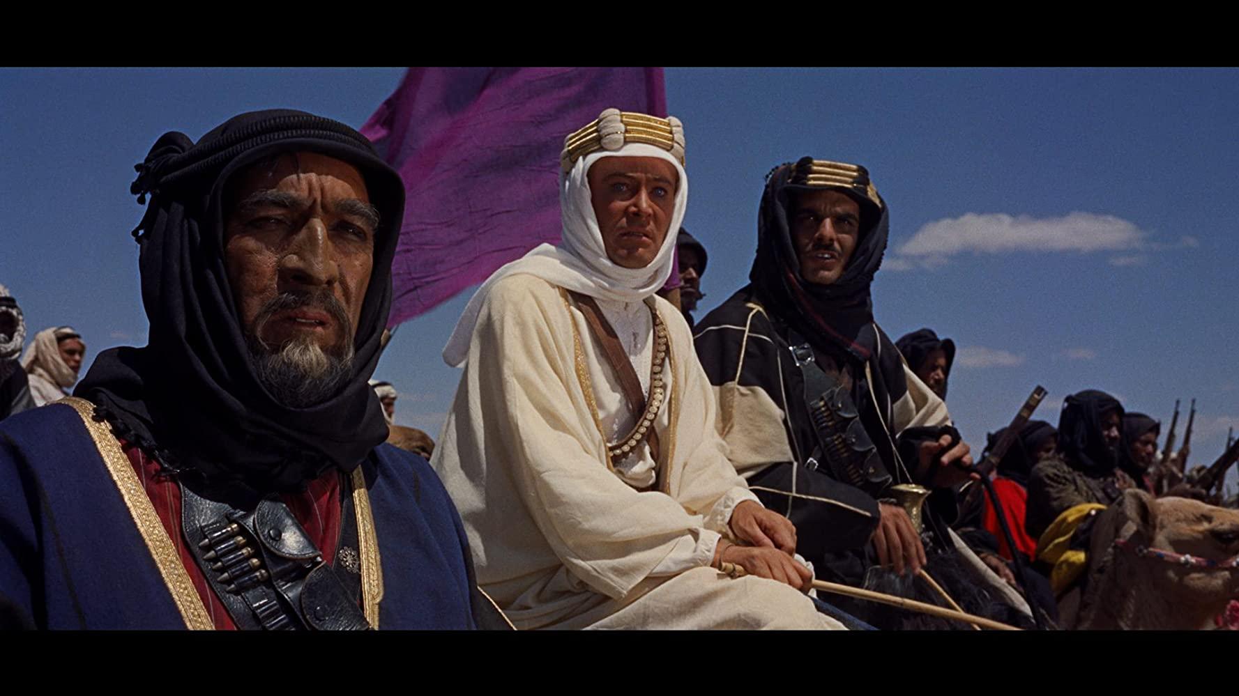 دانلود فیلم لورنس عربستان