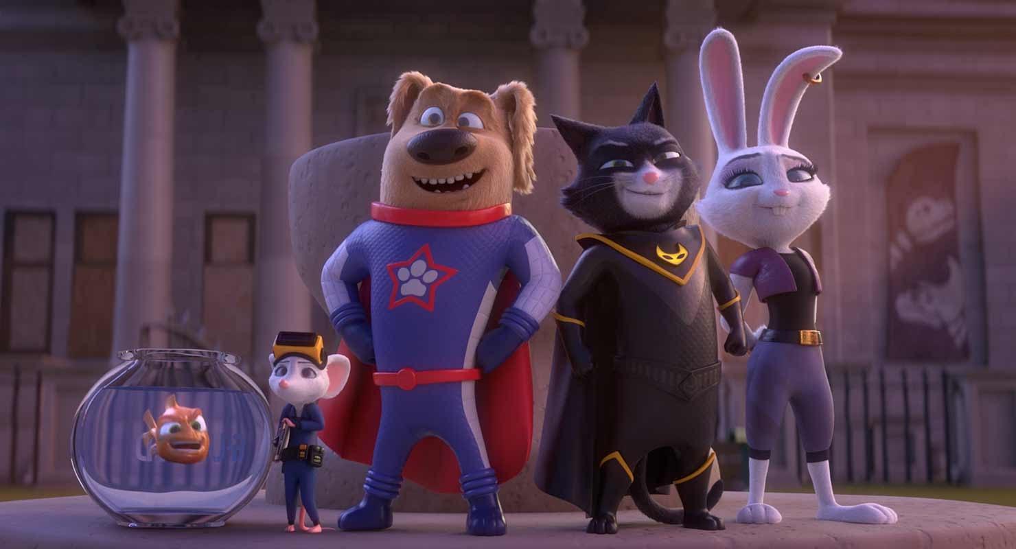 دانلود انیمیشن سگ ستاره و گربه توربو