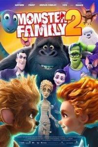 دانلود انیمیشن خانواده هیولاها 2